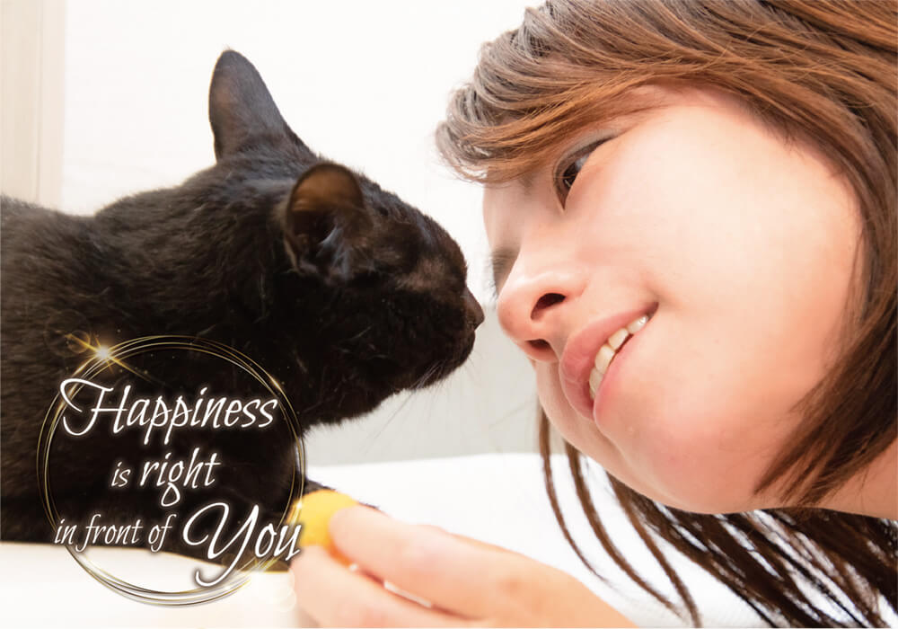 wan-nyan-photo:Happiness is right in front of you