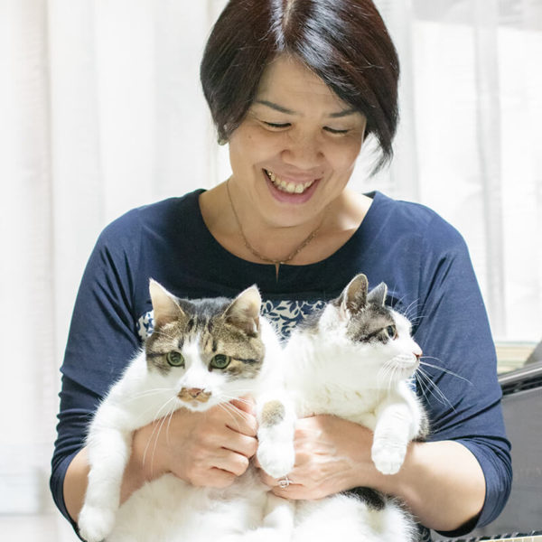 多賀ひとみ様&ミミ・モモちゃん