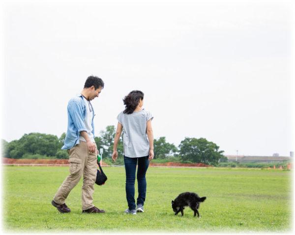 Mi&Takeさんご夫妻&ジジちゃん